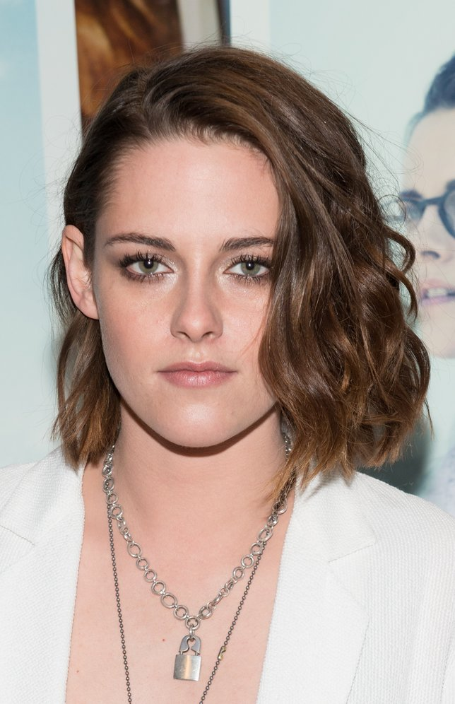 "NEW YORK, NY - JANUARY 03:  Actress Kristen Stewart attends a screening of ""Clouds Of Sils Maria"" hosted by IFC at IFC Center on January 3, 2016 in New York City.  (Photo by Noam Galai/Getty Images)"