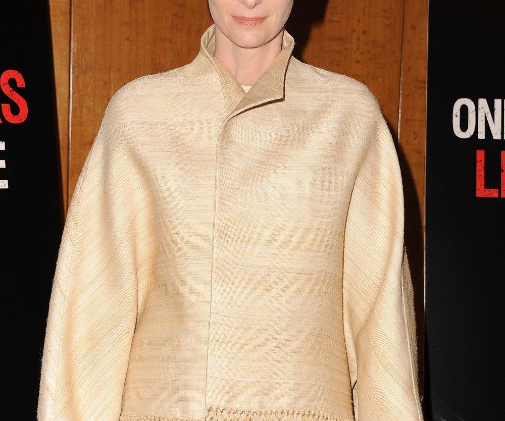 Tilda Swinton ist das Gesicht der Fashion Week Berlin