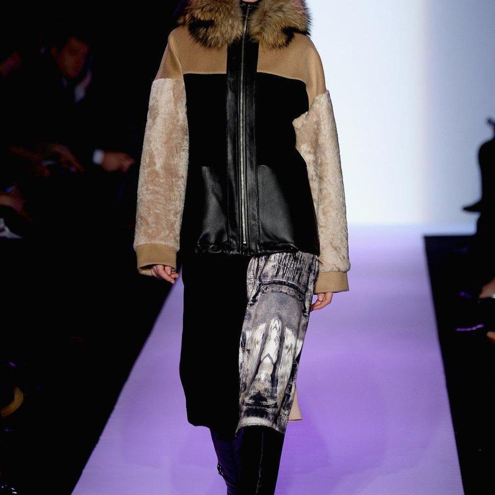 BCBG Max Azria bei der New York Fashion Week Fall/Winter 2014/15