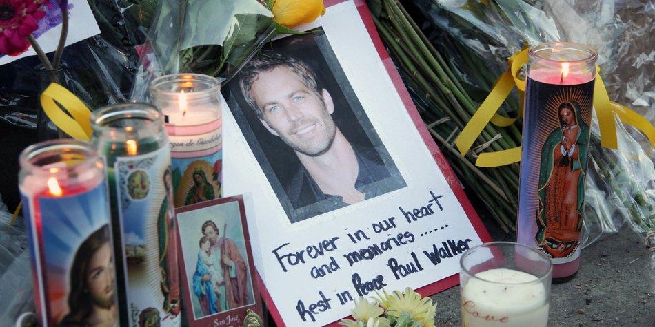 Paul Walker: Wird die Unfallstraße nach ihm benannt?