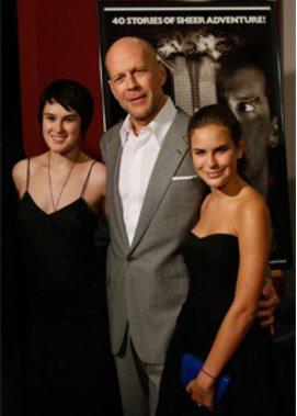Bruce Willis: Verehrer