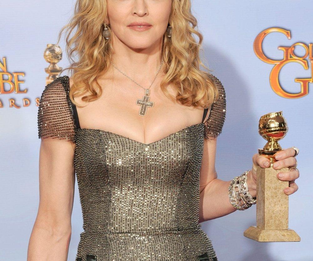 Madonna hat Lampenfieber