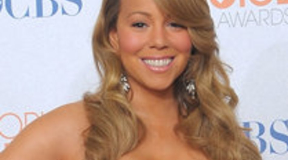 Mariah Carey steht zu ihren Rundungen!