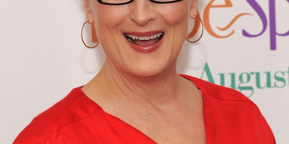 Meryl Streep liebt das Leben mit jedem Jahr mehr