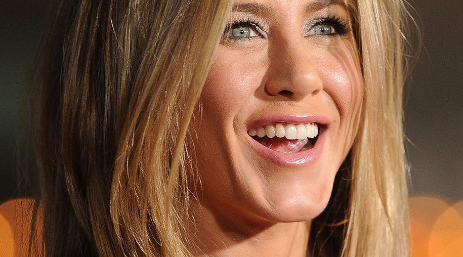 Jennifer Aniston und ihr geheimer Halbbruder