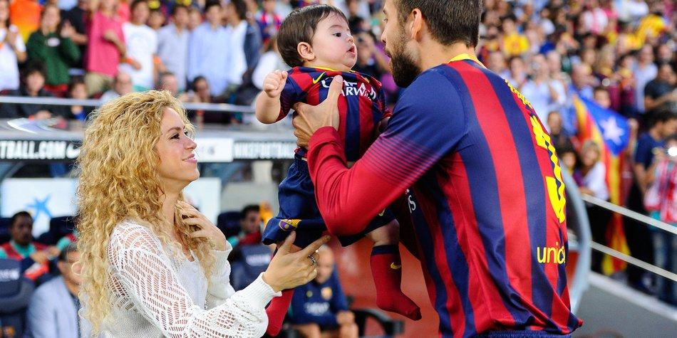 Shakira: Keine Trennung!