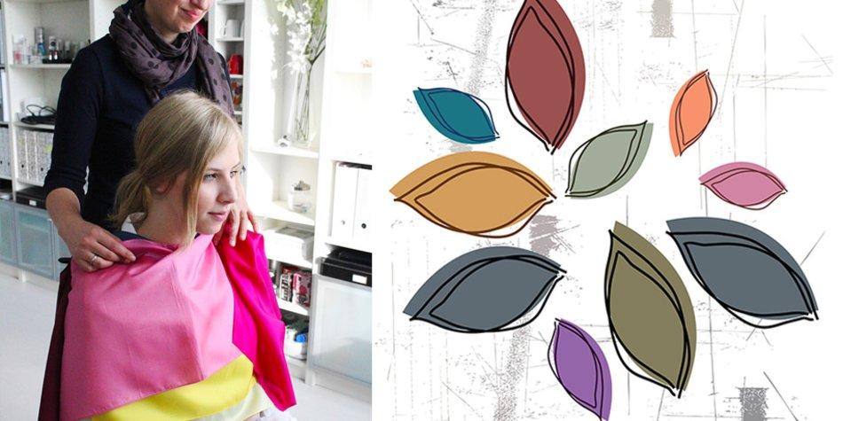 Welche Trendfarben Stehen Mir Im Interview Mit Typberaterin Sophie