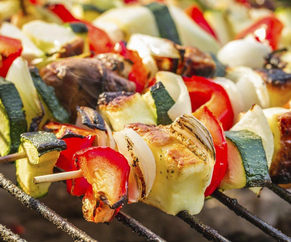 Vegetarisch grillen: So lecker kann es sein!