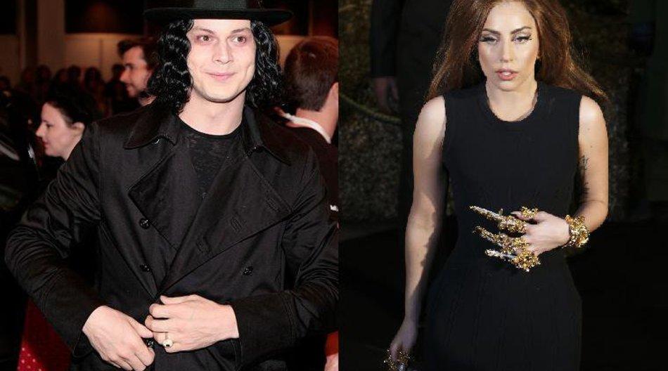 Jack White lästert über Lady Gaga!