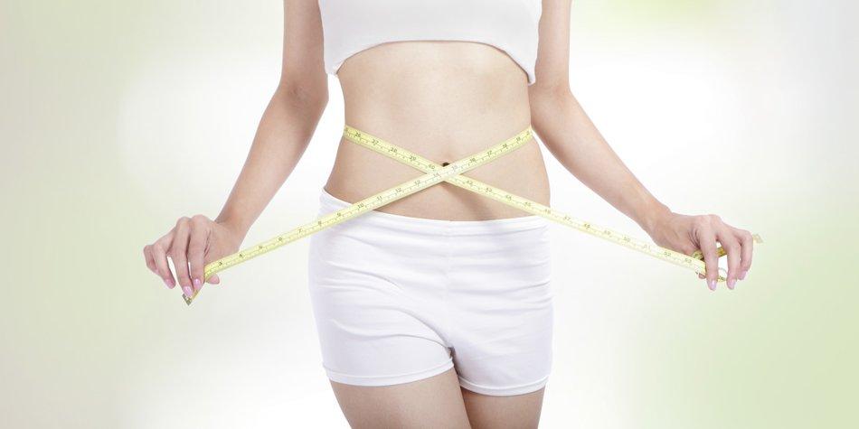 Strenge Diät, um in 2 Wochen Gewicht zu verlieren