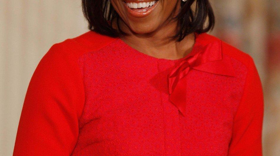 Michelle Obama: Kampagne gegen Übergewicht