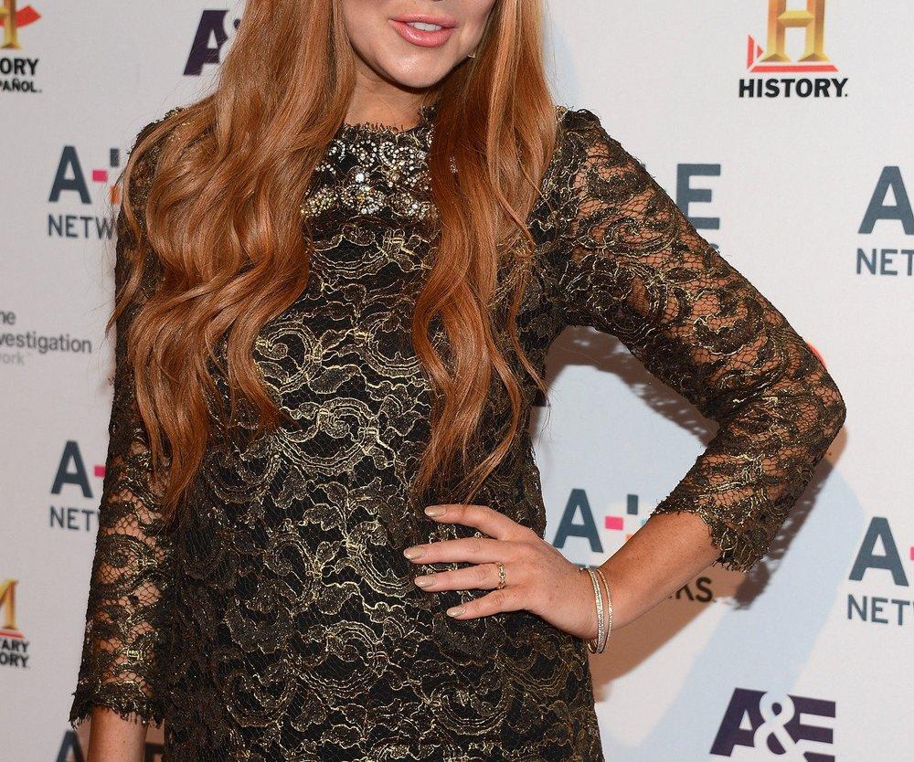 Lindsay Lohan baut Autounfall