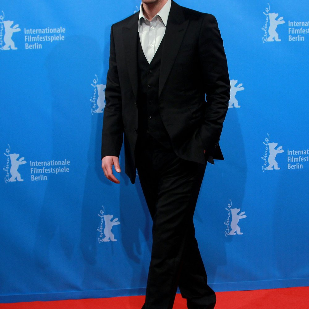 Keanu Reeves feuchtfröhlich in Berlin unterwegs
