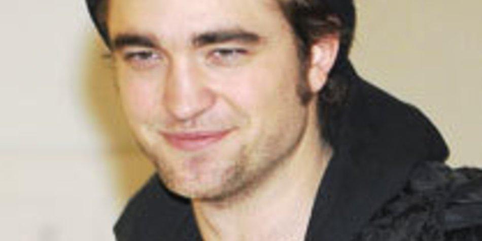 Robert Pattinson hat Beziehungsangst