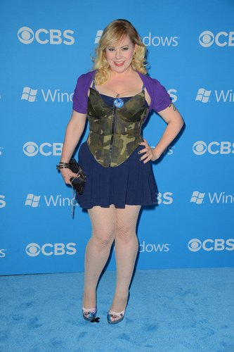 Criminal Minds-Darstellerin Kirsten Vangsness.