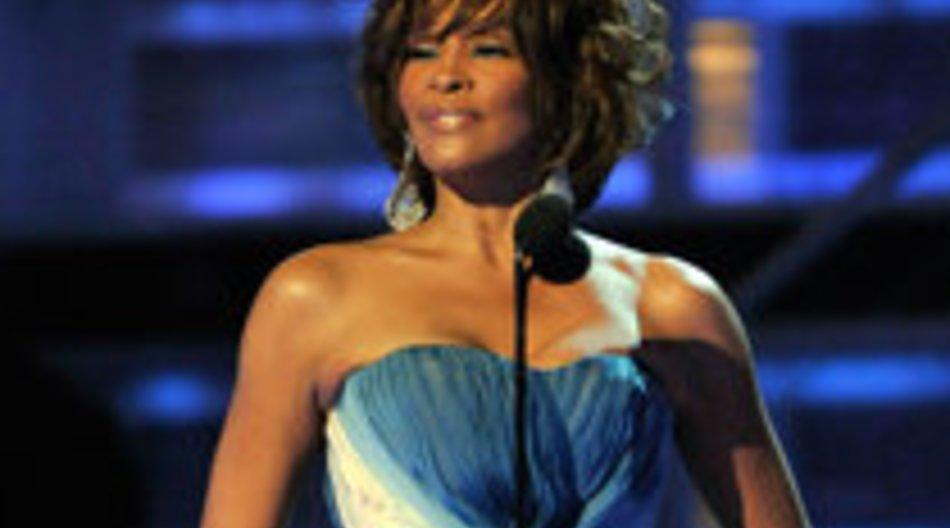 Whitney Houston feiert ihr Comeback