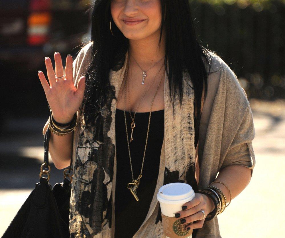 Demi Lovato: Schlechtes Gewissen
