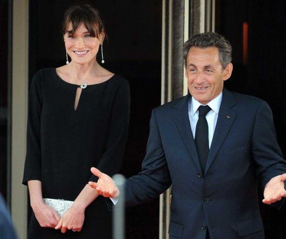 Baby von Carla Bruni-Sarkozy: Schon geboren?