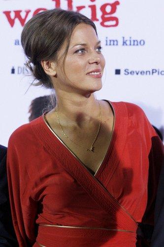 Jessica Schwarz ist eine echte Schönheit.