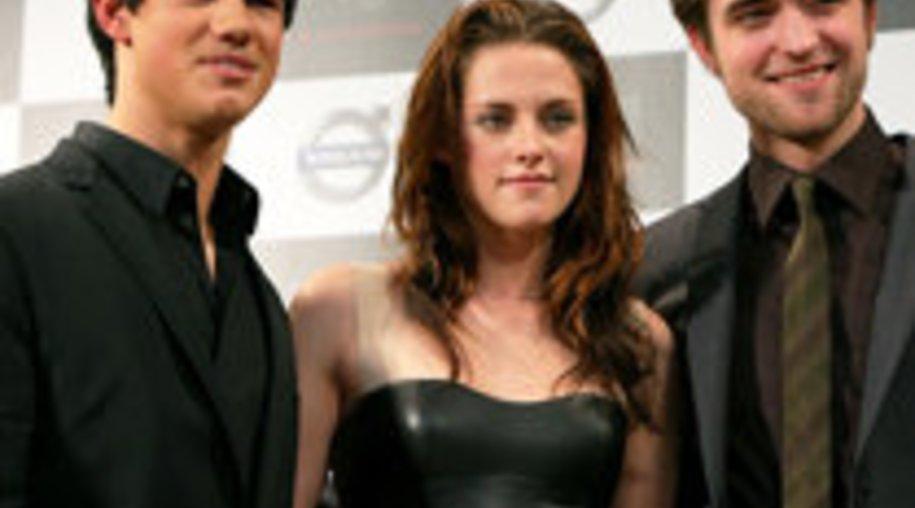 """Die Stars aus """"Twilight"""""""