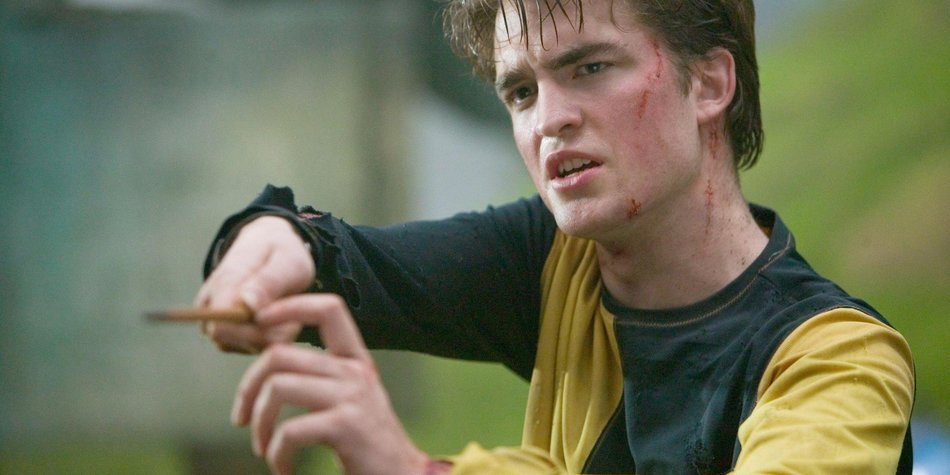 Robert Pattinson in Harry Potter und der Feuerkelch