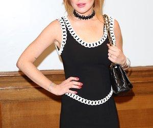 Lindsay Lohan verletzt sich an ihrem Geburtstag