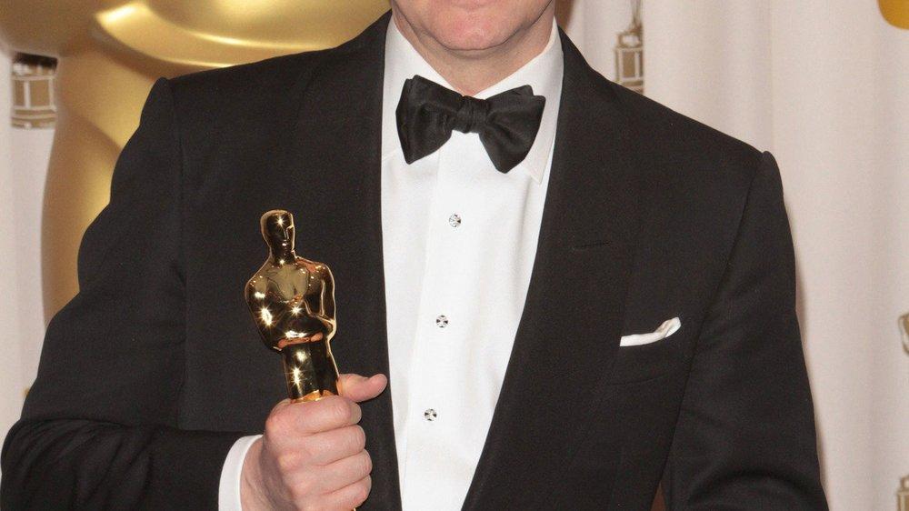 Oscar-Gewinner Colin Firth als Agent