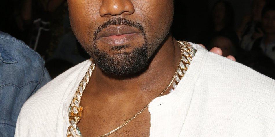 Kanye West geht wieder unter die Designer