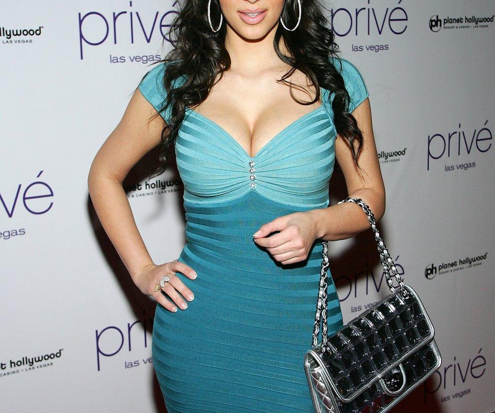 Kim Kardashian hält ihre Familie auf Distanz