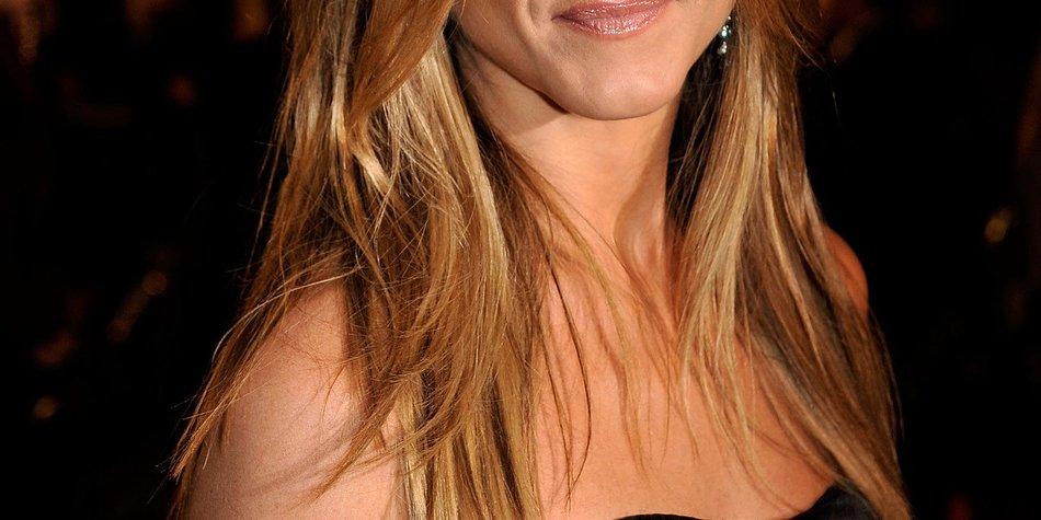 Jennifer Aniston: Peinliche Flucht vor Angelina Jolie