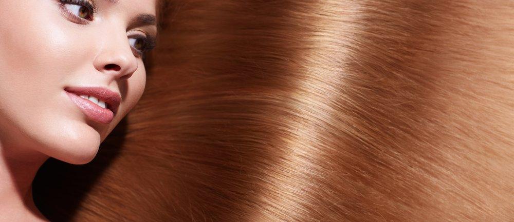 Haare laminieren