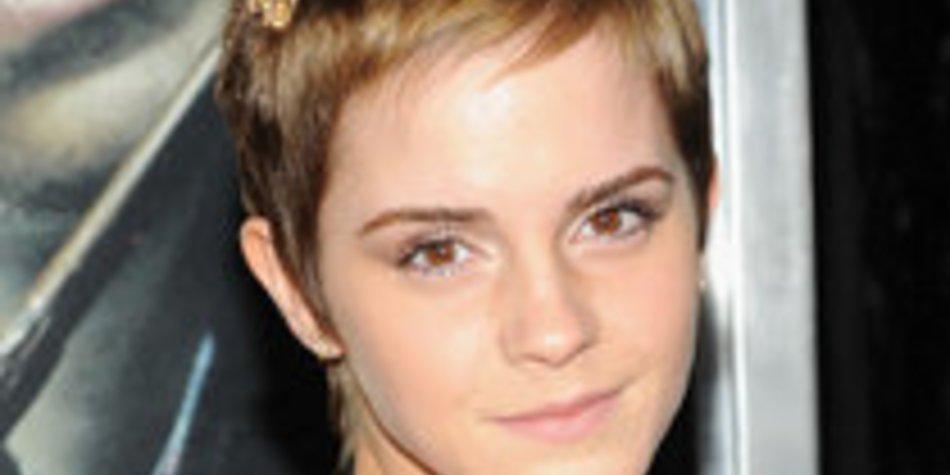 Emma Watson: Weihnachtsgrüße vom Harry Potter-Star