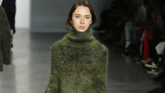 New York Fashion Week: Calvin Klein zeigt sich rau und funktional