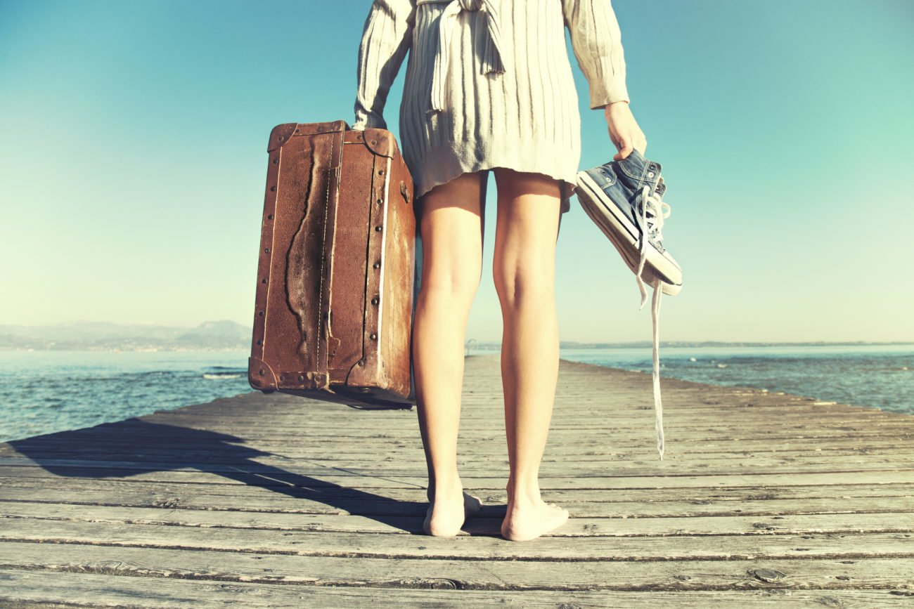 Auf Reisen gehen