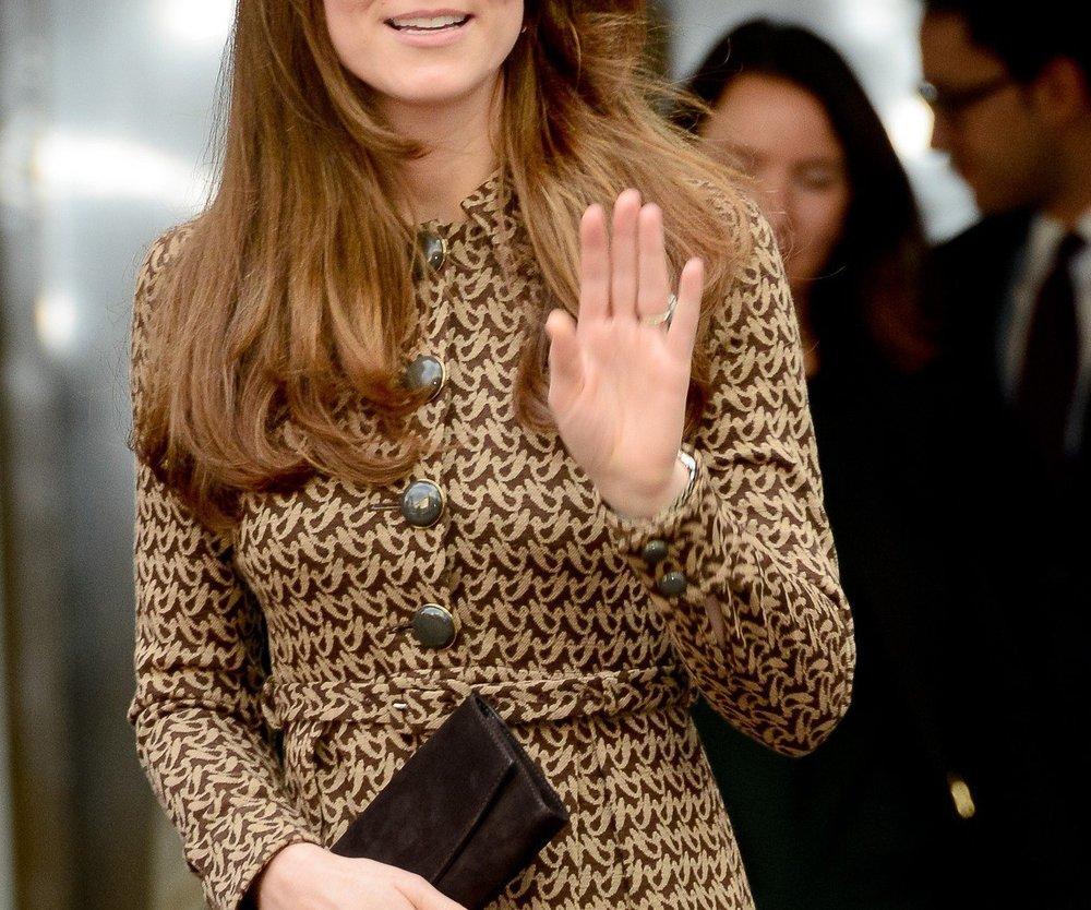 Kate Middleton kümmert sich um Cressida Bonas