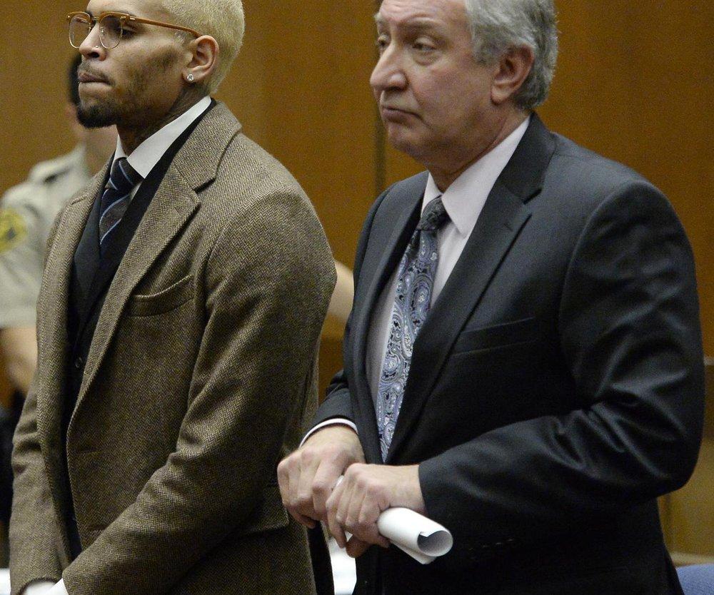 Chris Brown kommt nicht ins Gefängnis