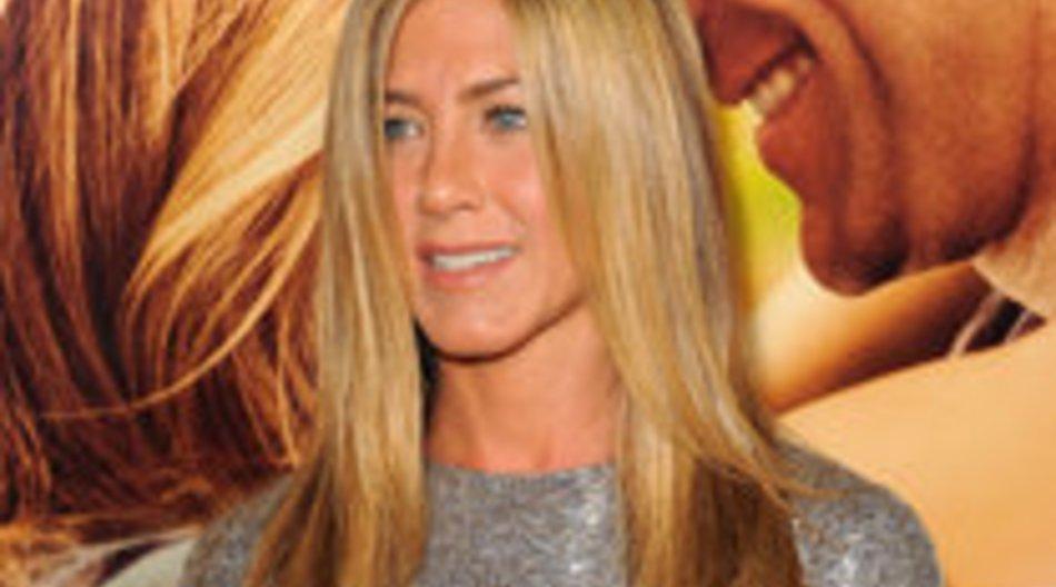 Jennifer Aniston: Hochzeit mit Adam Sandler?