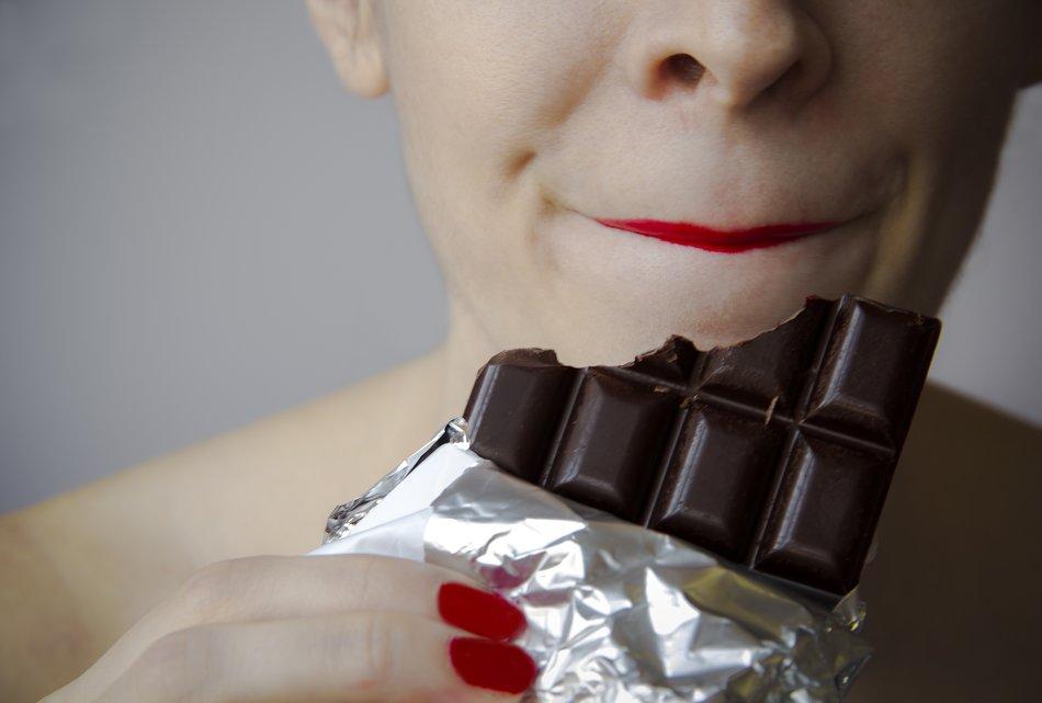 Schokoladentester