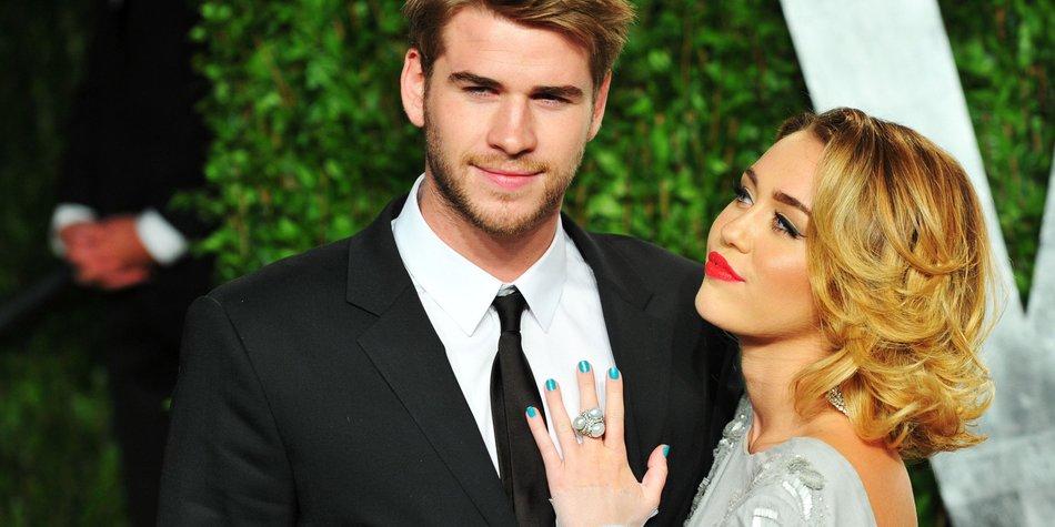 Miley Cyrus: Hat Liam Hemsworth sie betrogen?