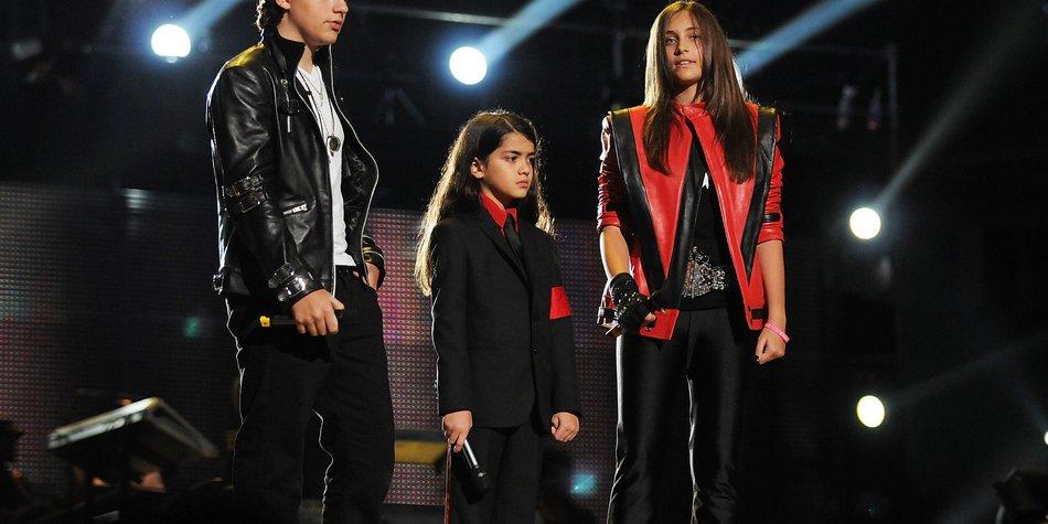 Michael Jackson: Seine Kinder bei X Factor