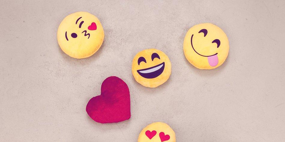 Smiley whatsapp kuss bedeutung 😘💋 Kuss