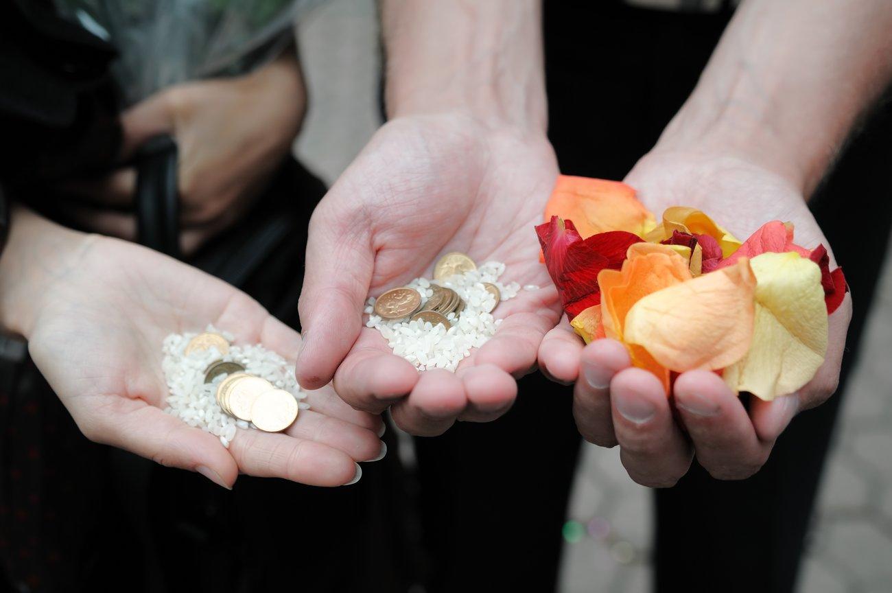 Reis Hochzeit