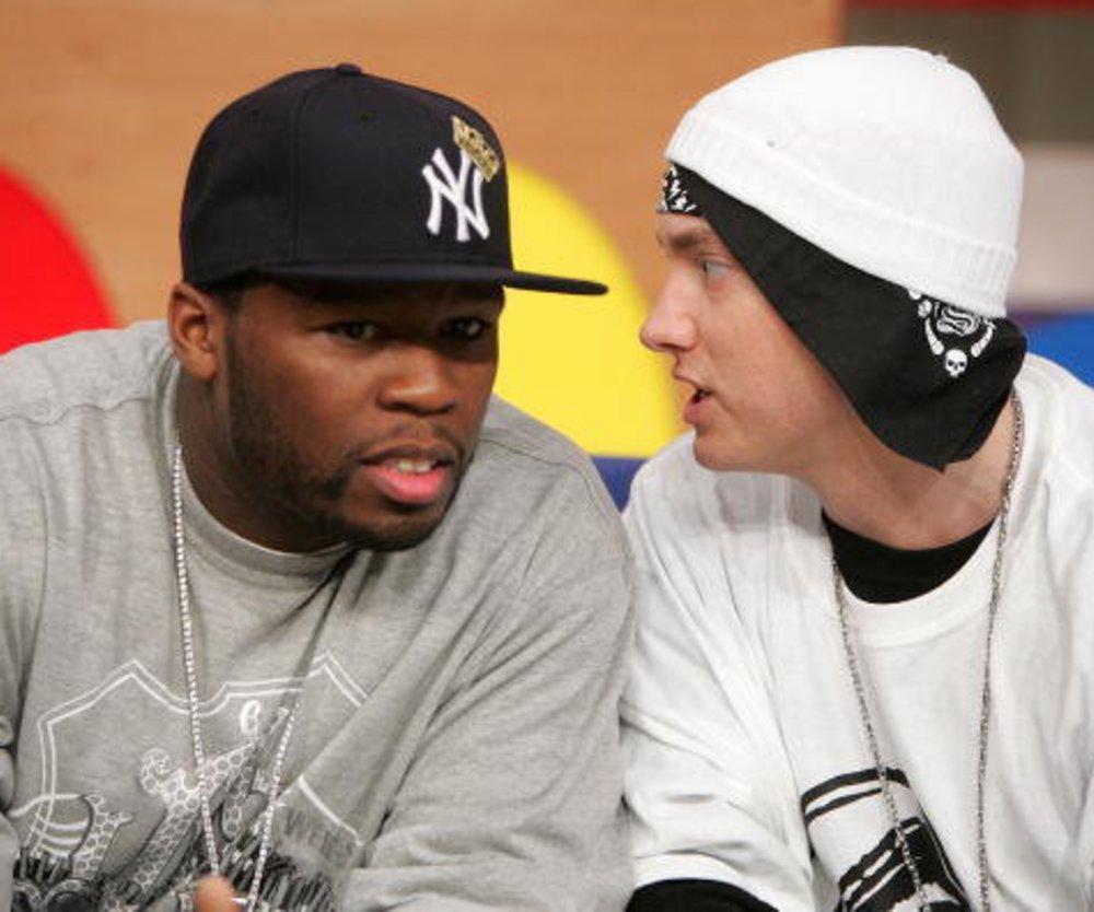 50 Cent vertraut Eminem