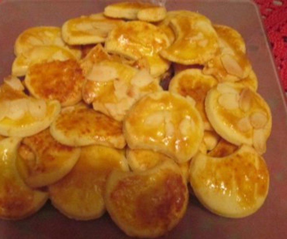 Milramer Party-Käse-Plätzchen