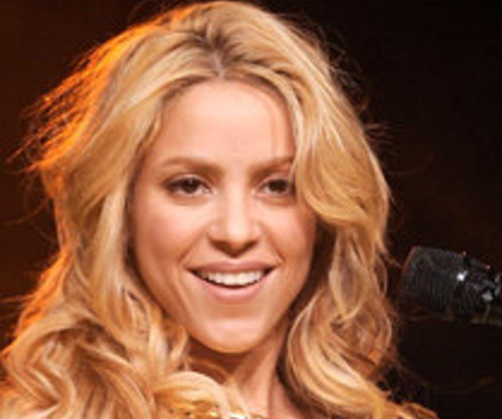 Shakira: Fragwürdige Outfits