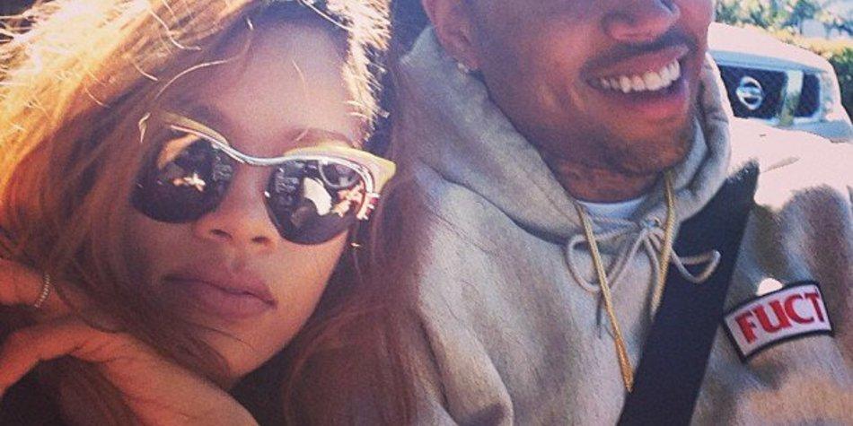 Rihanna und Chris Brown: Von wegen Trennung!