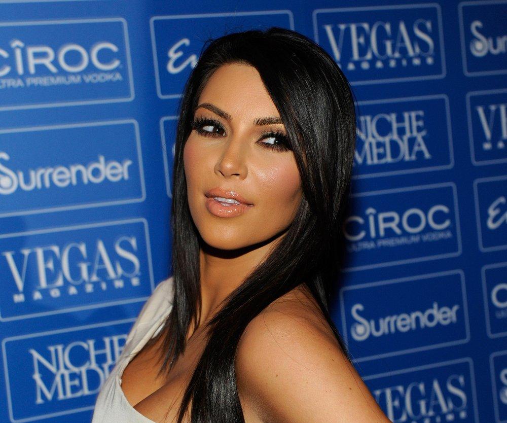 Kim Kardashian: Seit vier Wochen ungeschminkt!