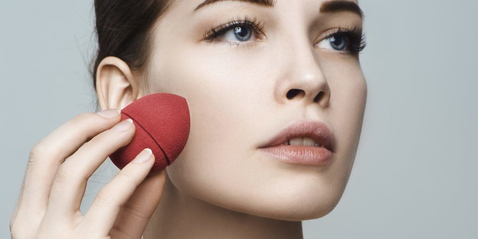 Beautyblender Anwendung