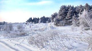 Winterliches Wochenende