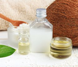 Kokosöl-Deo mit ätherischen Öle